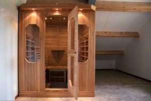 Vakantieboerderij Holdeurn 8-persoons Sauna