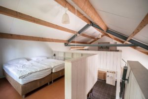 Vakantieboerderij Holdeurn Groepsruimte Slaapkamer