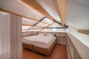Vakantieboerderij Holdeurn Groepsruimte Slaapkamer Vide