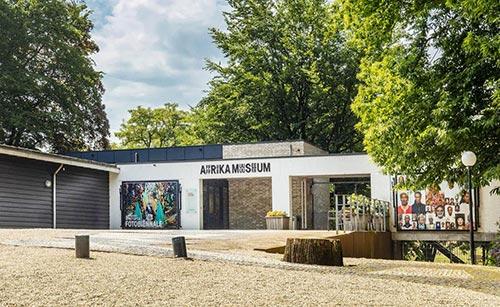 Afrika museum - Berg & Dal