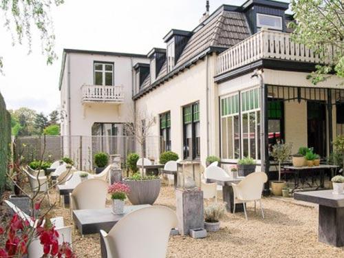 Restaurant in Geuren en Kleuren