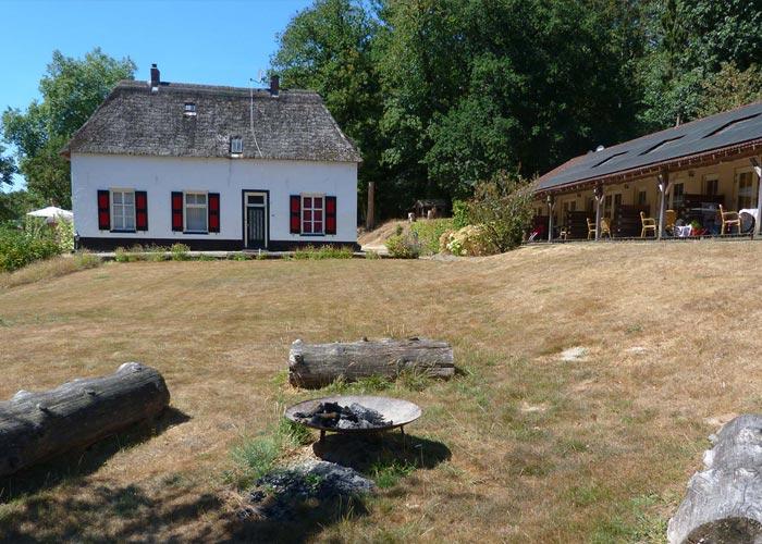 Vakantieboerderij de Holdeurn - overnachten