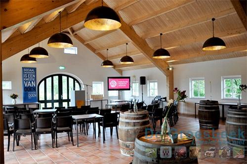 Wijnbouwcentrum Groesbeek
